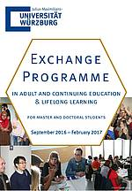 Exchange Booklet Winter Term 2016/17