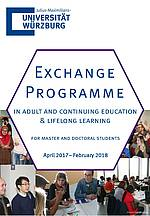 Exchange Booklet Summer Term 2017