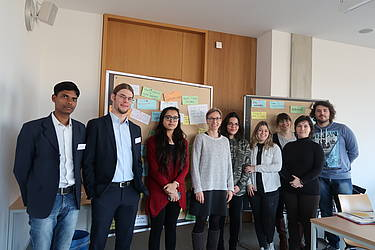 Participants of the Winter School 2017