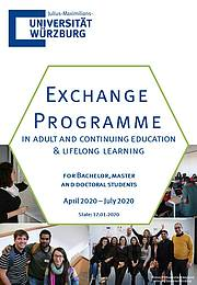 Exchange Booklet Summer Term 2020
